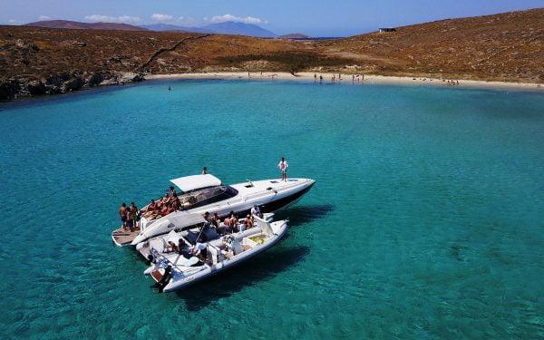 Delos Rhenia Private Cruise Mykonos