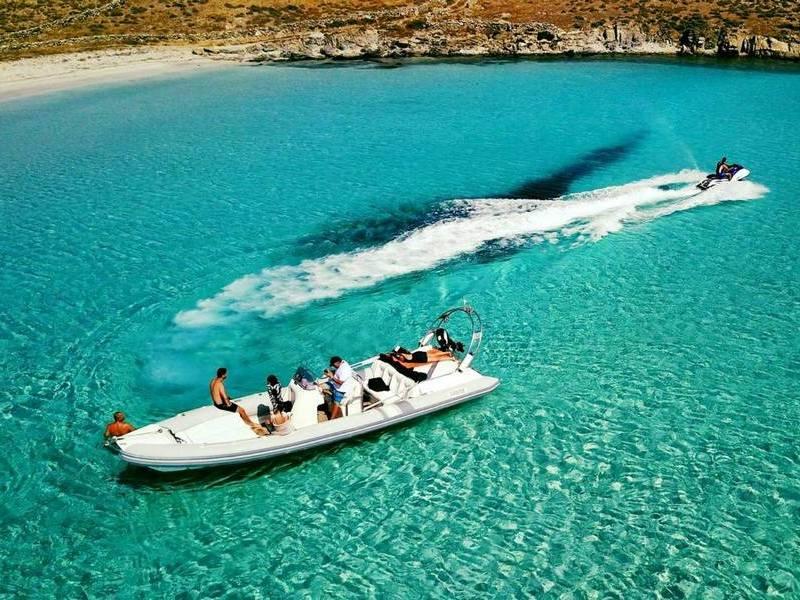 Delos And Rhenia Day Cruise