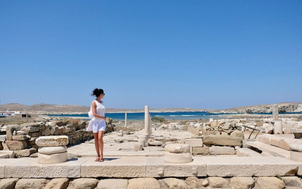 Delos; Tour The Sacred Island
