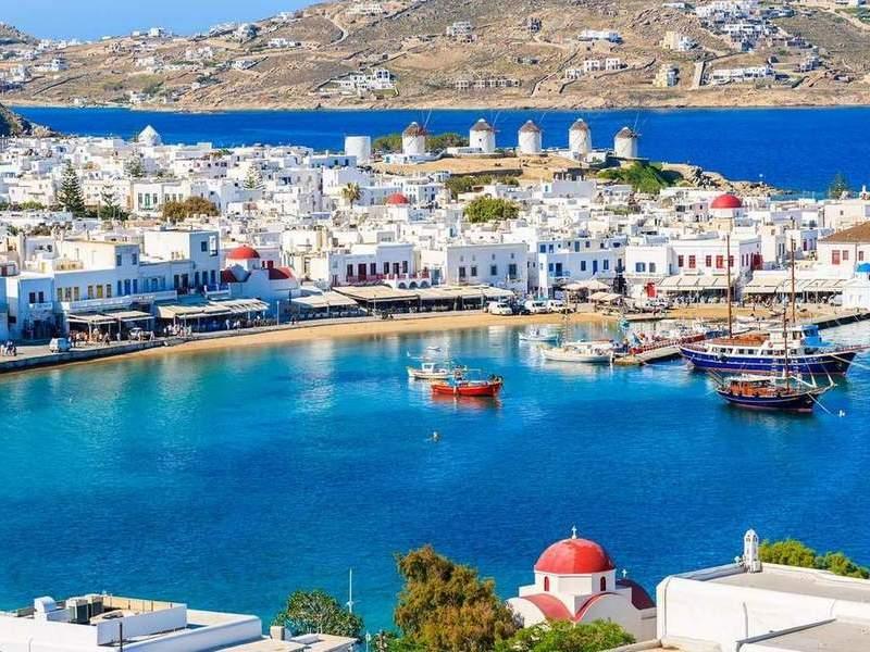 Highlights Of Mykonos Island Tour 4 Hours