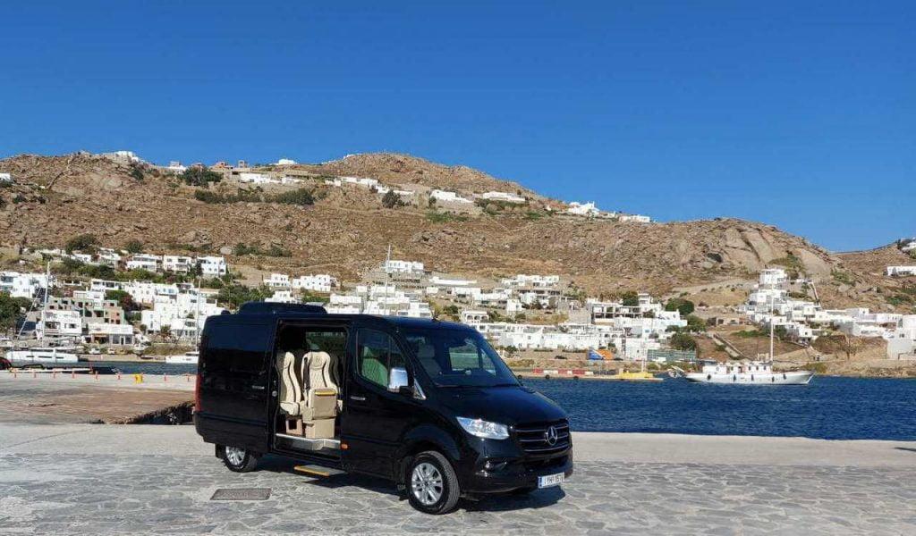 Mykonos-Airport-Taxi-Transfers