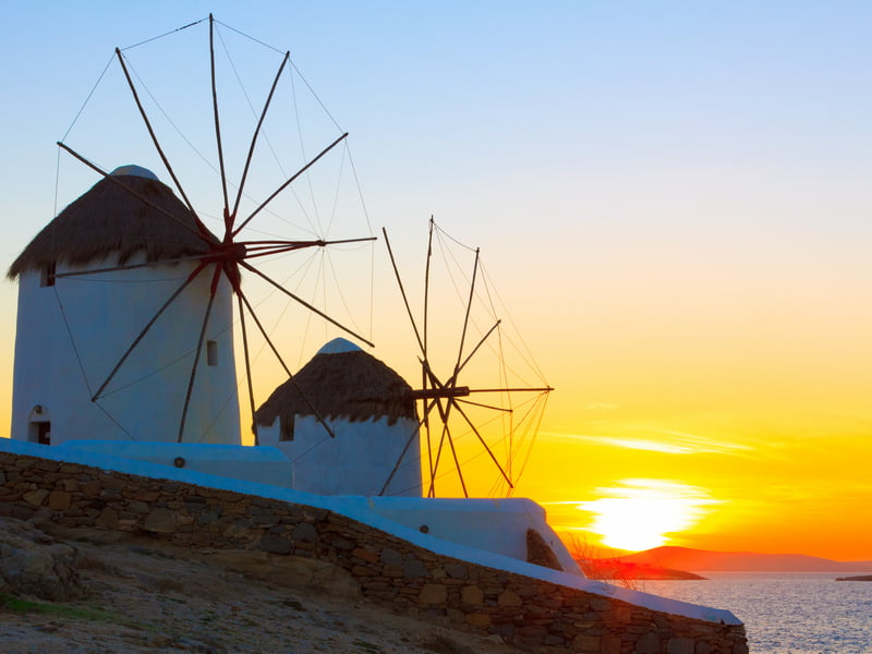 Mykonos Delian Sunset Cruise