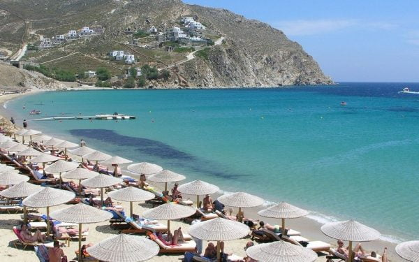 The Best Of Mykonos Full-Day Private Tour. Mykonos Kalafatis