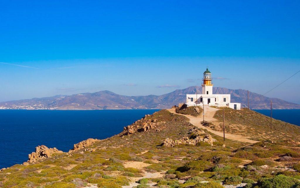 Mykonos Lighthouse