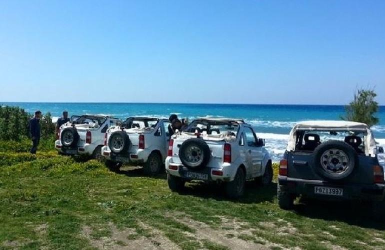 Mykonos Adventure Jeep Safari