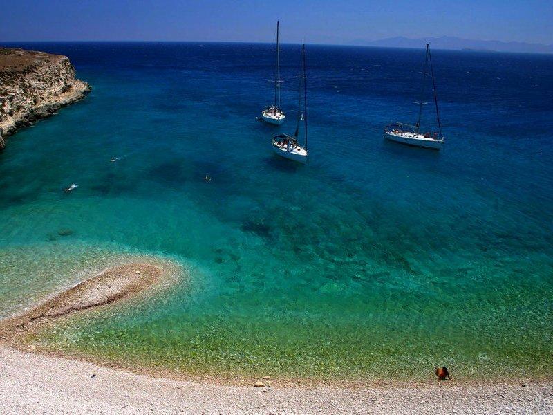 Rhenia island, Mykonos