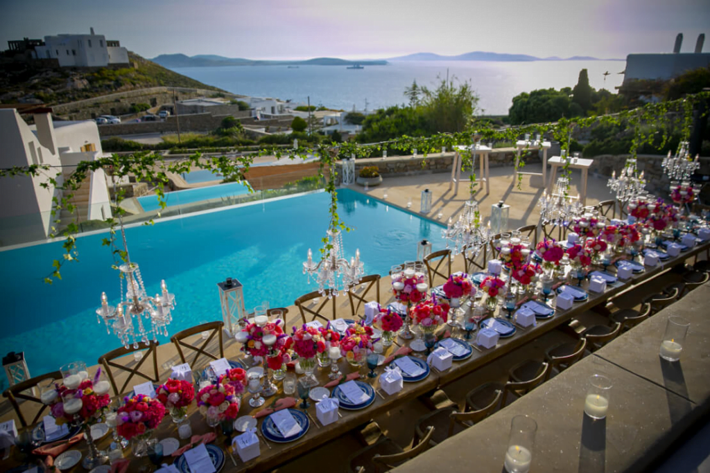 Mykonos Wedding Events