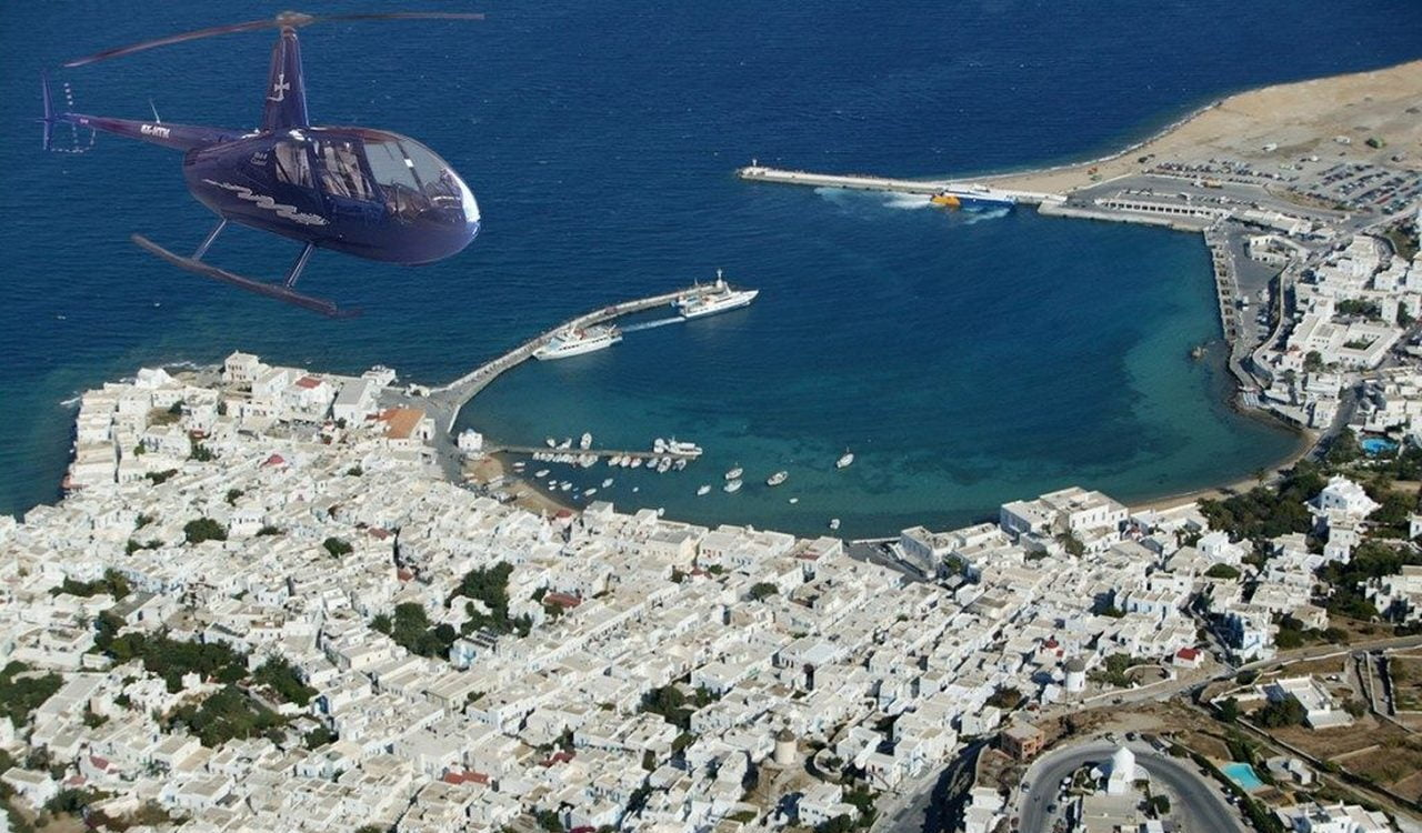 Helicopter And Jet Transfers