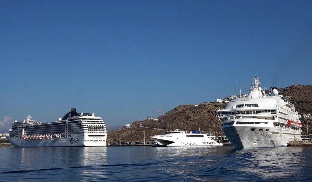 Mykonos Cruise Port Transfer