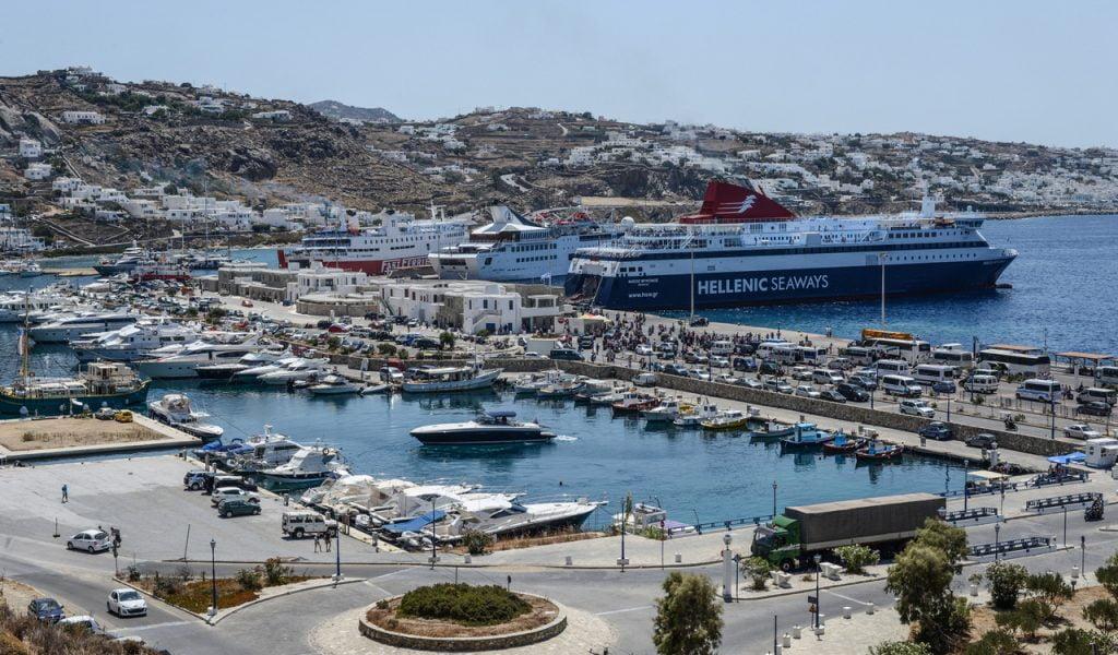 Mykonos Port Transfers