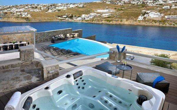villa bianco mykonos