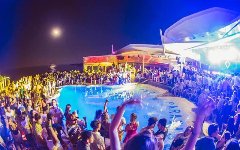Mykonos Best Club Nightlife