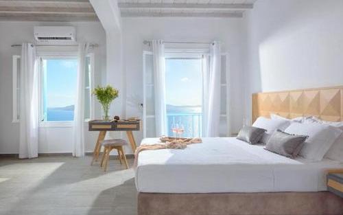 Mykonos Honeymoon Suite