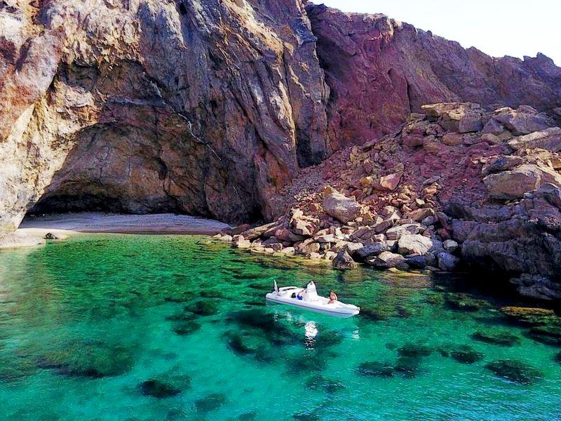 Mykonos South Coast And Dragonisi Cruise
