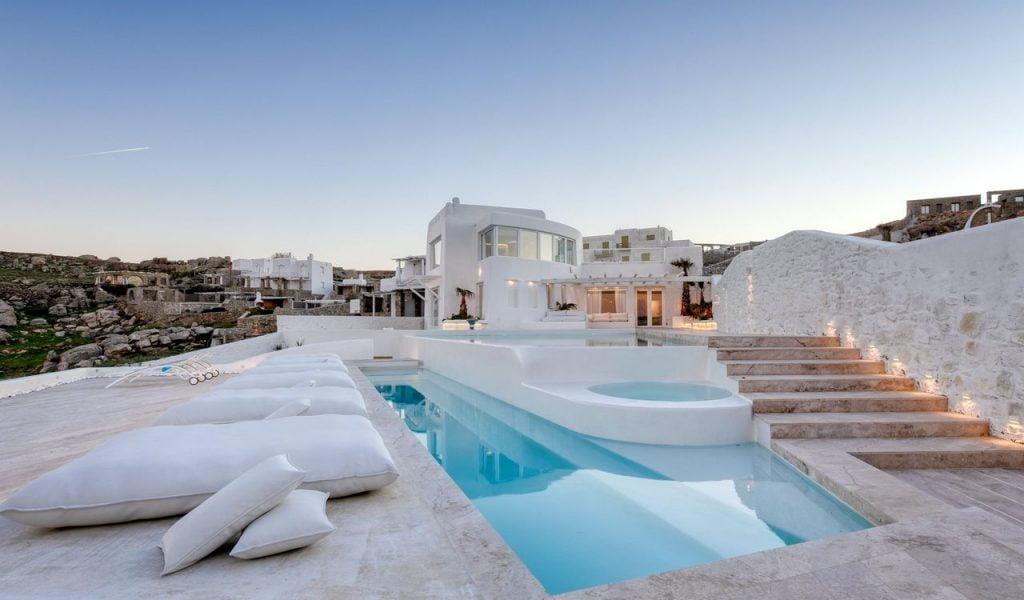 Mykonos Villa Casa Princessa