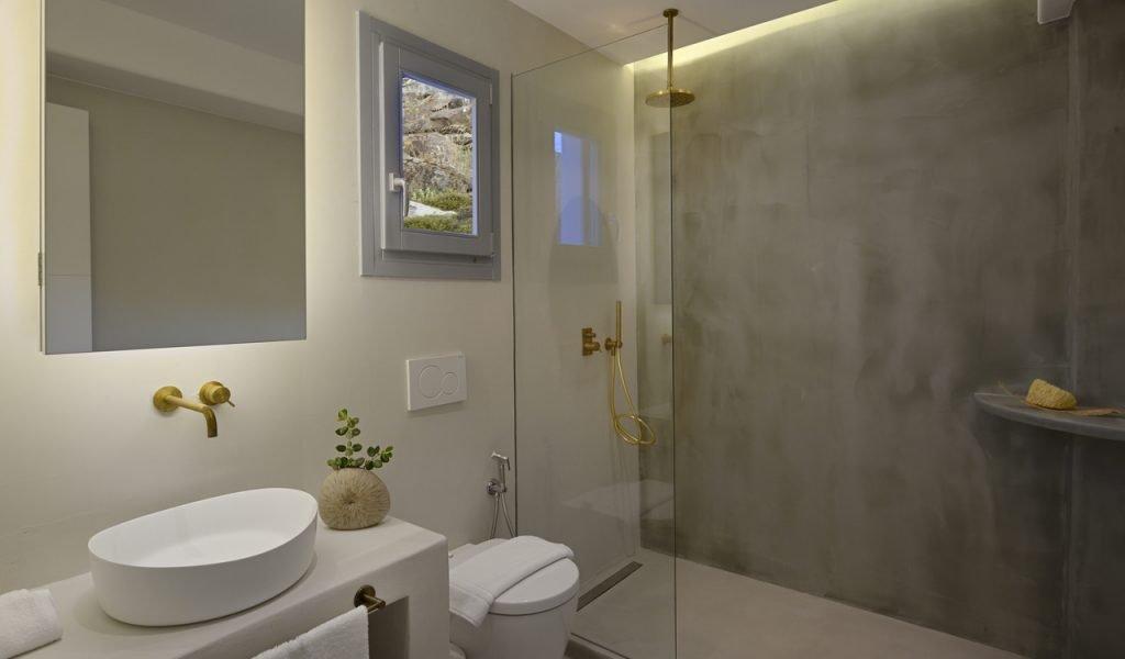 Mykonos Villa Dorita 4 Bathrooms