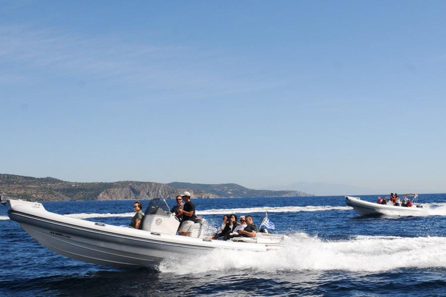Mykonos Sea Transfer Service