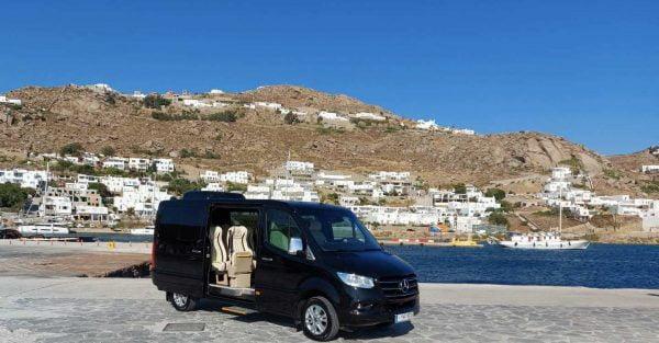 Mykonos Transfers Services