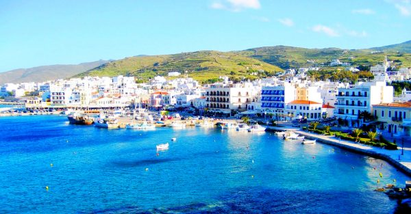 Boat Cruise To Rhenia And Tinos 7H