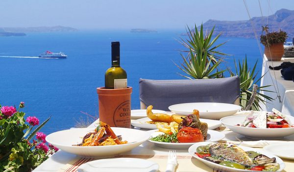 Greek Cuisine And Local Flavors Of Greece