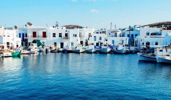 Naoussa Paros, Greece