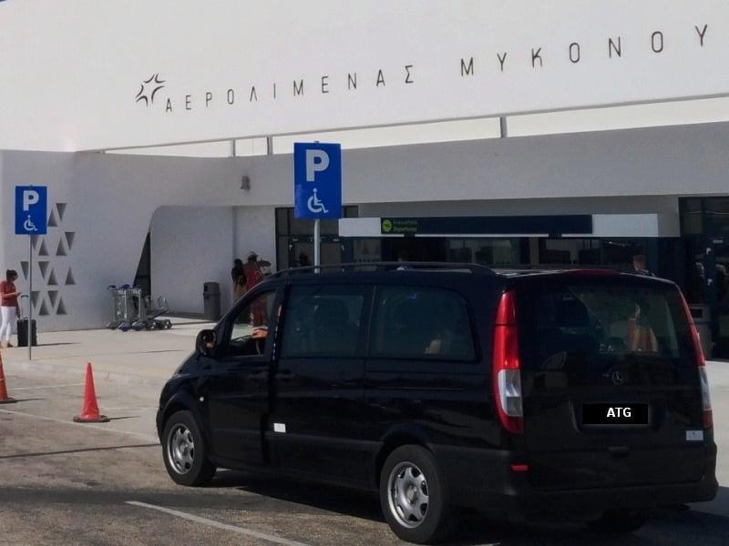 Mykonos Airport Taxi