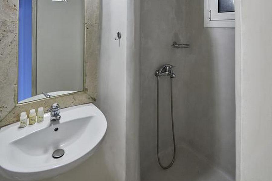 Mykonos Syni Villa Bathroom