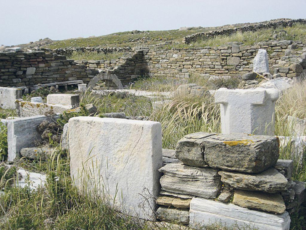 Delos Jewish Heritage