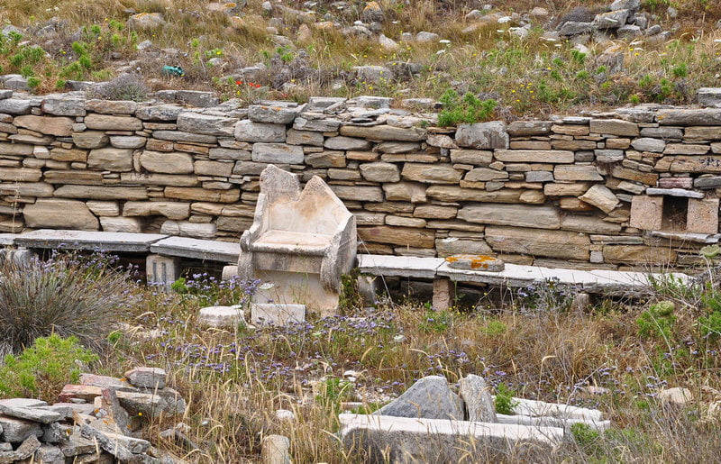 Delos Synagogue