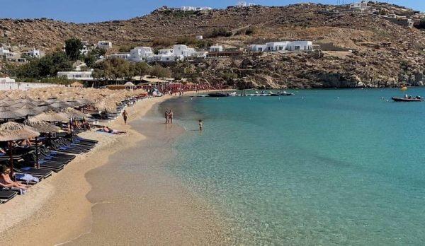 Mykonos Paradise & South Beaches Cruise