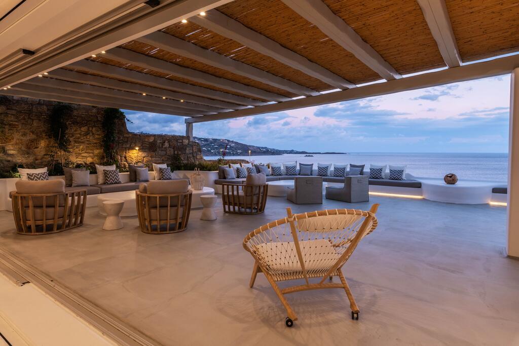 Villa Mira Marcel Terrace