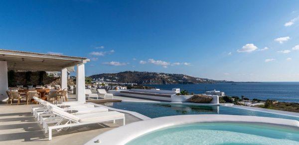 Villa Martin in Mykonos
