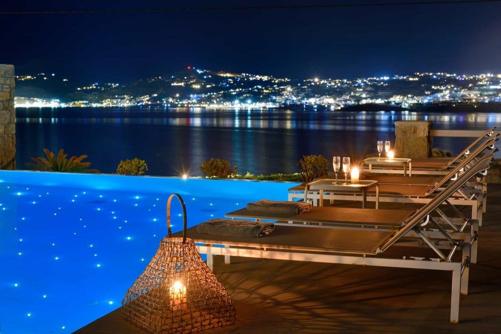 Villa Celestyal In Mykonos
