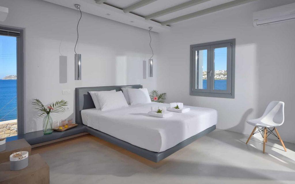 Villa Celestyal In Mykonos 7 Bedrooms