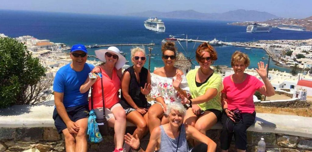 Mykonos Walking Tour
