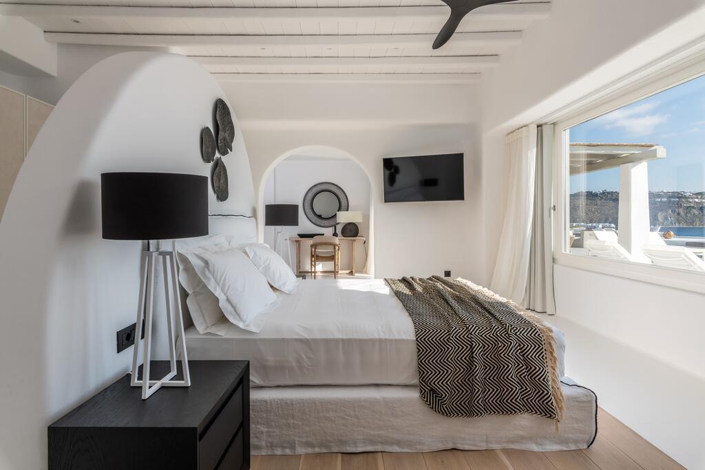 Villa Mira Marcel In Mykonos, 9 Bedrooms
