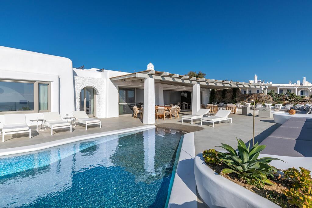 Villa Mira Marcel In Mykonos Swimming Pool