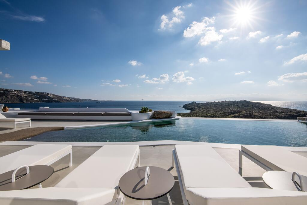 Villa Mira Marcel In Mykonos, Outdoor