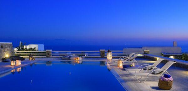 Villa Sergio Azzaro Mykonos Greece